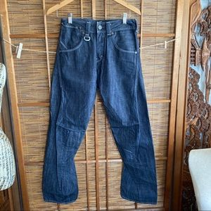 Levi's Engineered jeans from Japan twisted leg